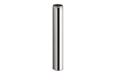 Elemento lineare in acciaio inox doppia parete