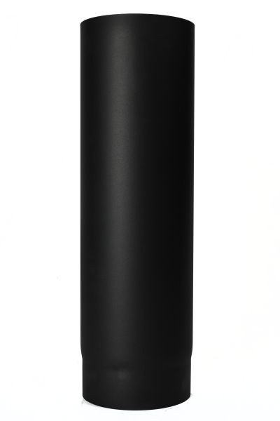 TUBO 1000MM ACCIAIO MONOPARETE 2 MM – Ø130 MM