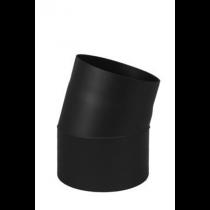 Curva 11° acciaio monoparete 2mm - Ø150mm