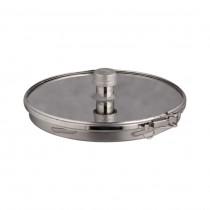 Tappo per raccordo a T con scarico condensa – Ø130-150-180-200 mm