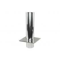 Estensione canna fumaria - 50 cm - monoparete