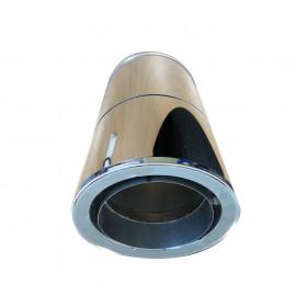Elemento lineare regolabile 300-450 mm con riduzione DP/SP – Ø 130-150-180-200mm